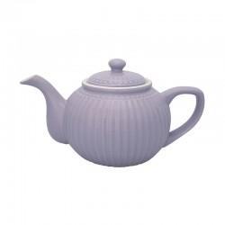 Teapot Alice lavender