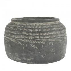 Beton kaspó, Cleopatra 13 cm