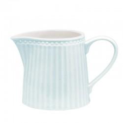 Creamer Alice pale blue 0,25 dl