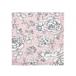 Cloth Napkin Ella pale pink