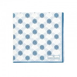 Paper Napkins Lolly blue small