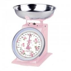 Retro Kitchen Scale Lucy pink