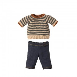 Sweater and Pants for Teddy dad