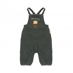 Rabbit Size 3 Overall - green