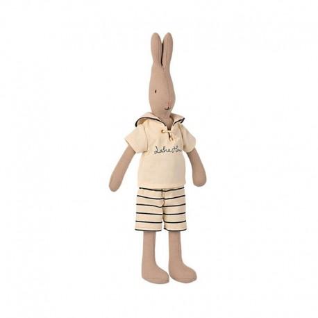 Rabbit Size 2, Sailor – off-white/petrol