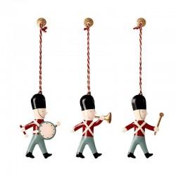 Metal Ornaments in Matchbox...