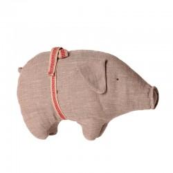 Pig small - grey