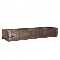 Box w/metal brackets UNIQUE