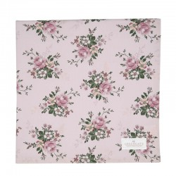 Tablecloth Marie dusty rose 150×150