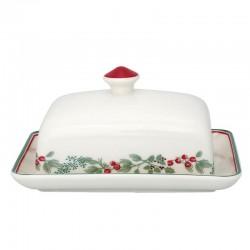 Butter Box Square Charline White