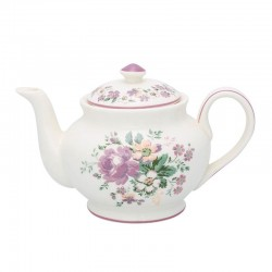 Teapot Round Marie dusty rose