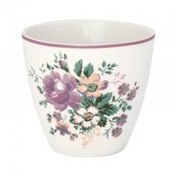 Porcelán bögre Marie dusty rose