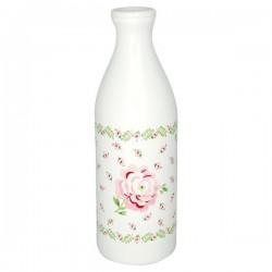 Kerámia Tejes üveg Lily petit white
