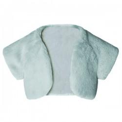 Bolero plush mint, 6-8 years