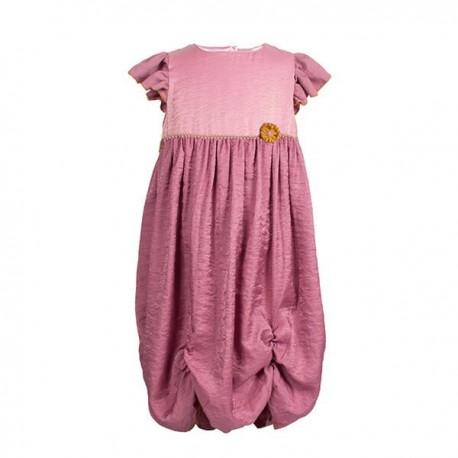 Children Princess Dress Purple 4-6 years