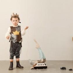 Maileg Children - Crown Armour - Size 6-8 years