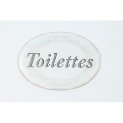 La Finesse Mágnes Tábla Toilettes