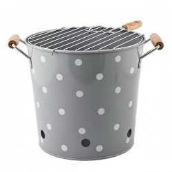 Outdoor Barbeque Grill, Spot grey