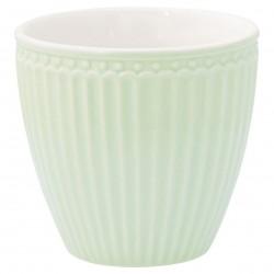 Kerámia Alice pale blue latte bögre