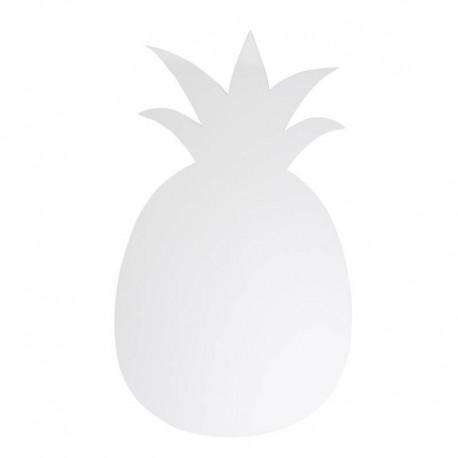 Tükör ananász forma