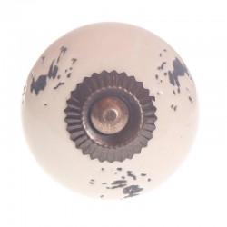 Bútorfogantyú Porcelán Antik