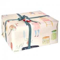 Csomagolópapír Happy birthday 3méter