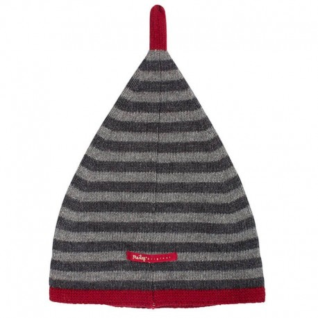 Pixy hat grey 4-8 years