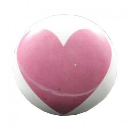 La Finesse Fogantyú Pink Szív