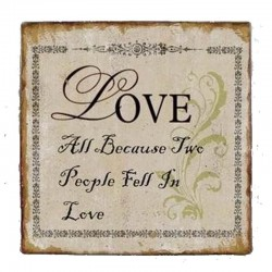 Tábla - Love