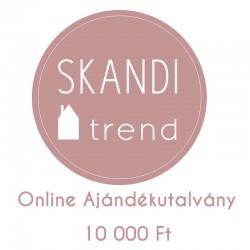 Skandi Trend Gift Certificate Online 10 000 Ft