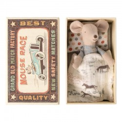 Mouse Little brother in Box