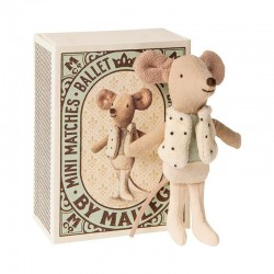 Mouse Dancer in Matchbox,...