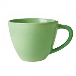 Kerámia bögre Pastel green
