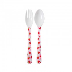 Kids melamine cutlery, fork...