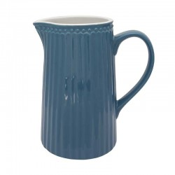 Jug Alice Ocean blue