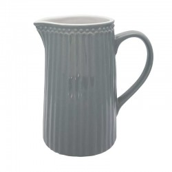 Jug Alice Stone Grey