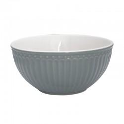 Cereal Bowl Alice Stone Grey