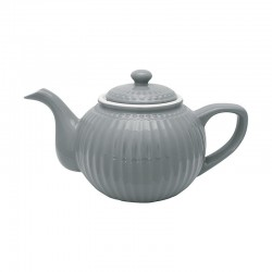 Teapot Alice Stone grey