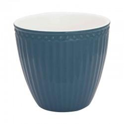Latte Cup Ocean blue