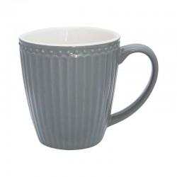 Mug Alice Stone Grey