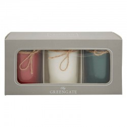 Scented Candle Winter Mix...