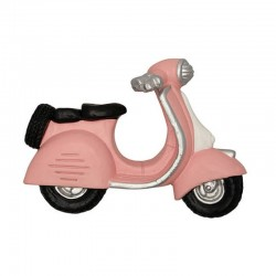 Magnet Scooter Pastel pink