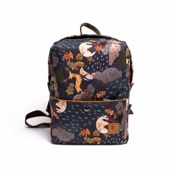 Children Backpack Bear