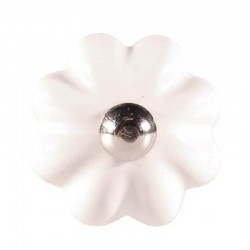 Porcelain Knob Sarah white...