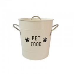 Beige Pets food