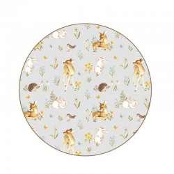 Porcelain Dessert Plate...