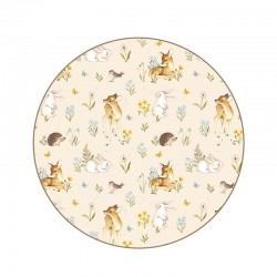 Plate Spring forest beige