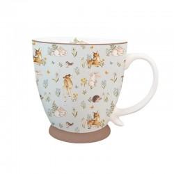 Porcelain Mug Spring Forest...