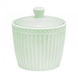 Sugar Pot Alice pale green