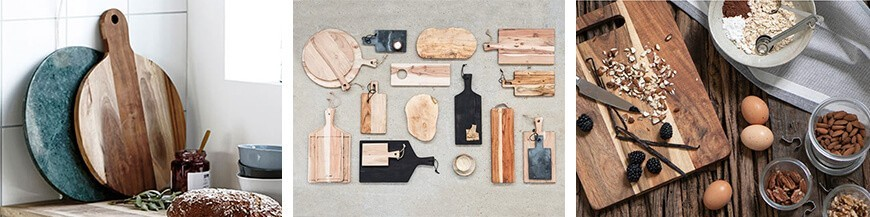 Chopping boards - Skandi Trend
